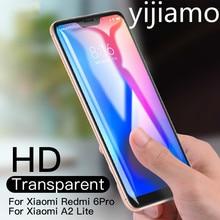 for Xiaomi Pocophone F1 Glass Mi A1 A2 Lite 8 9 5x 6x Glass Redmi Note5 6 7 4x 5 Plus Tempered Glass Full Cover Screen Protector все цены
