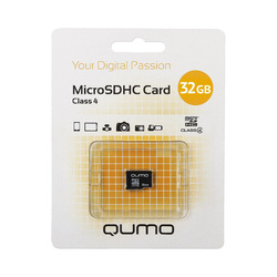 メモリカード QUMO 21610 コンピュータ & オフィス内蔵ストレージメモリカード