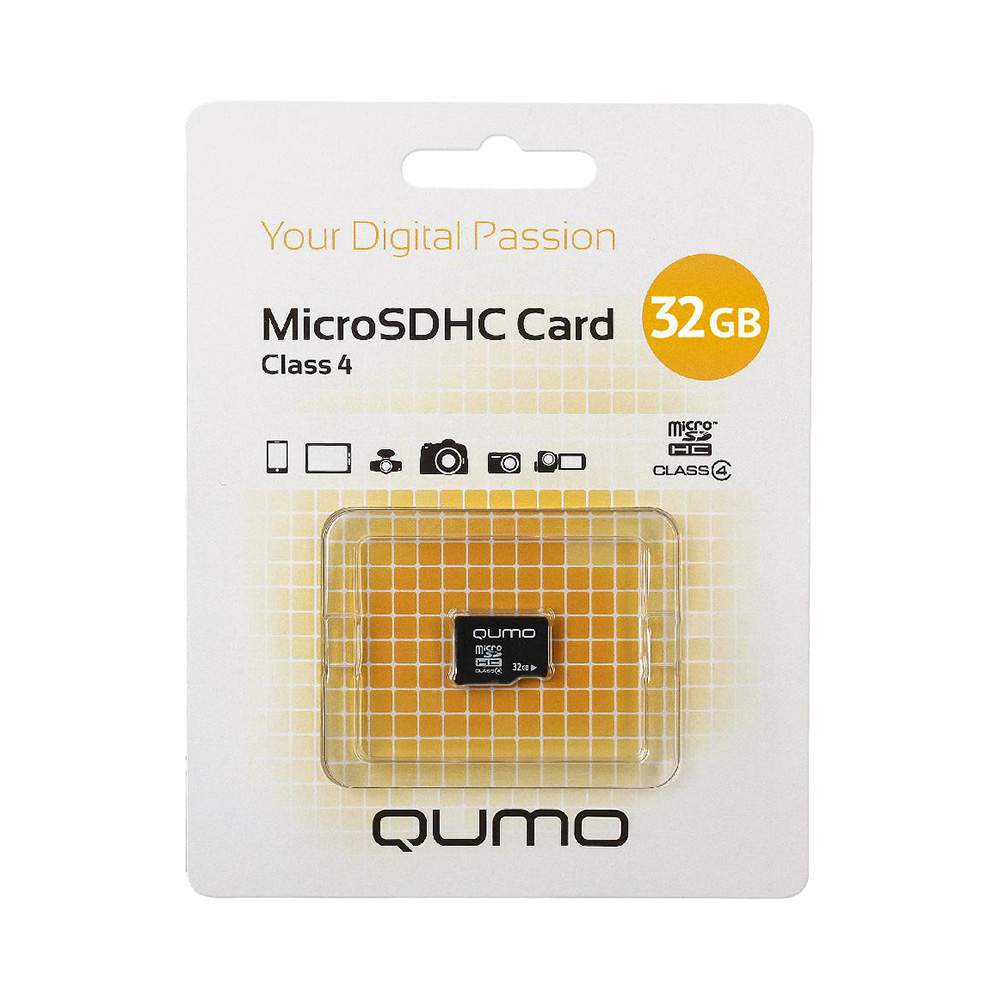 Memory Cards QUMO 21610 Computer & Office Internal Storage Memory Cards
