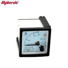 New Arrivals AC 99T1(30)  Analog Ammeter Panel Current Amper Meter Pointer Diagnostic-tool Amperimetro Ampermeter Tester