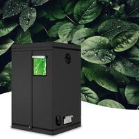 120x120x200cm Indoor Hydroponics Plant Nursing Growing Tent with Window Garden Greenhouse Grow Room Box Tents Gardening Supplies