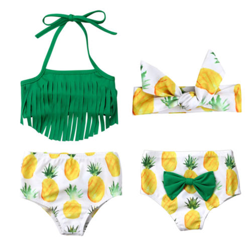 Swimsuit WP.Hombre Pineapple TURBO