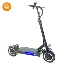 LOVELION 11inch Cross-country Foldable Adult Electric Scooter Off Road 3200w Powerful New Electric Bicycle Fold Bike Scooters цена