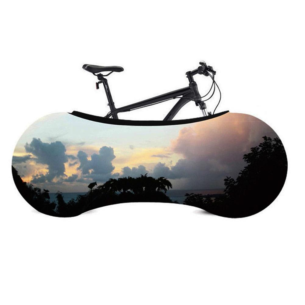 Bicycle Protective Cover Mountain Bike Tire Equipment Wheel Socks Practical Bicycle Cover Dust Proof Scratch Proof Gear in Protective Gear from Sports Entertainment