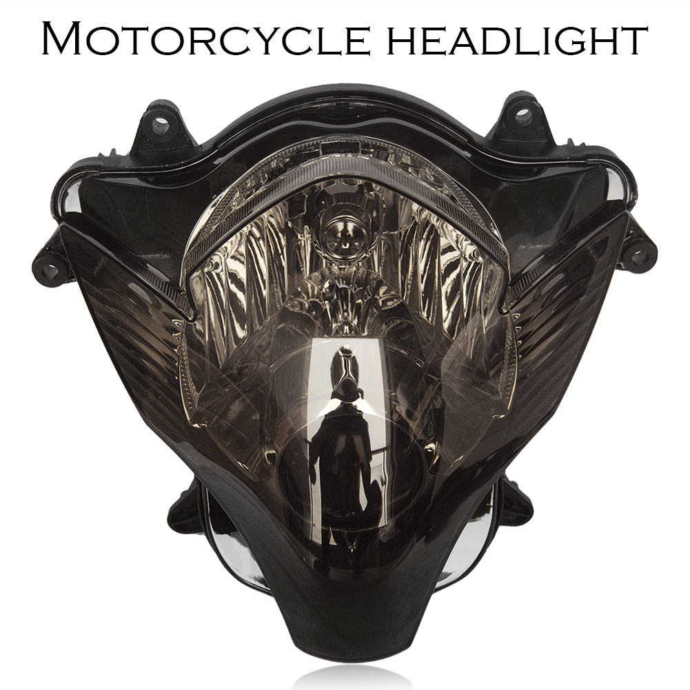 Motorcycle Smoke Headlight Head light for Suzuki GSXR 600 750 K6 2006 2007 GSXR600 GSXR750 Tan Color, Aftermarket AccessoriesMotorcycle Smoke Headlight Head light for Suzuki GSXR 600 750 K6 2006 2007 GSXR600 GSXR750 Tan Color, Aftermarket Accessories