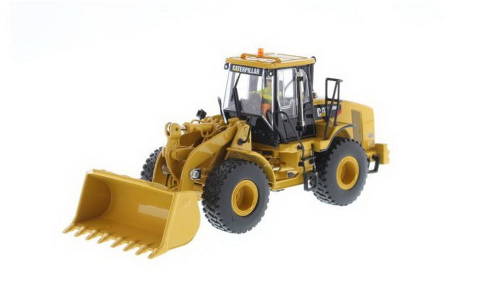 Diecast Masters 1 50 Scale Caterpillar Cat 950H Wheel Loader Diecast Model 85196