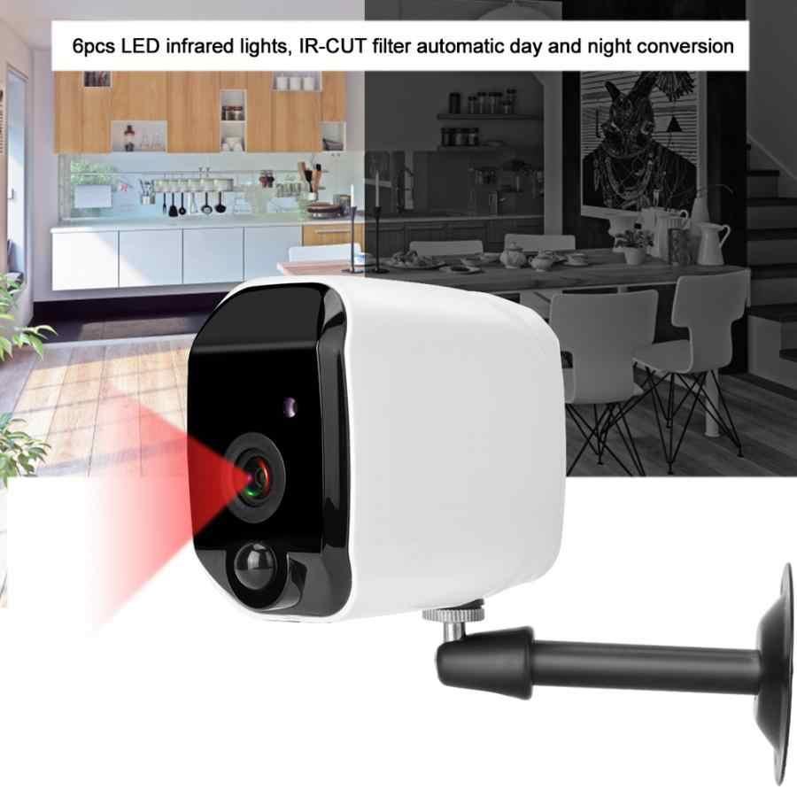 Камера безопасности 1080 P HD Smart беспроводной WiFi камера видеонаблюдения ниже мощность безопасности Мониторы