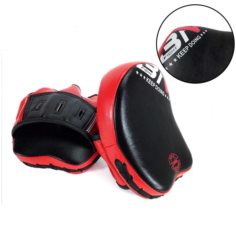 Nouveau Tapis De Boxe pour Muay Thai Coup sac de boxe Formation Boxeur tampons cibles Coup Boxin patte d'ours Taekwondo Équipement