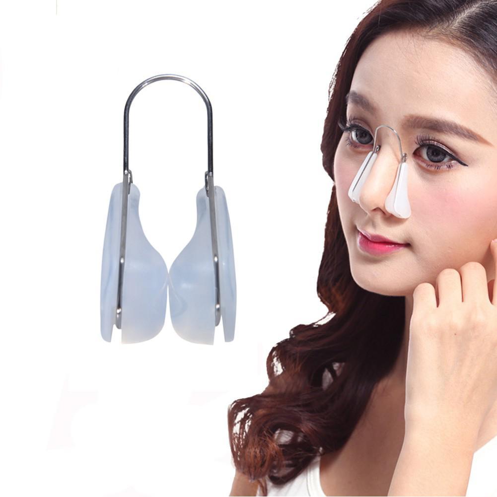 Las mujeres la nariz levantando enderezar Shaping Clip herramienta de belleza la nariz Shaper