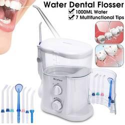 2019 nicefeel elétrica irrigador oral cuidados pessoais dental flosser água escova de dentes dental spa jato água flosser irrigador oral