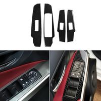 Used in for Lexus IS250 lifting panel carbon fiber decorative parts mini cooper tesla model 3 mini cooper r56 car accessories