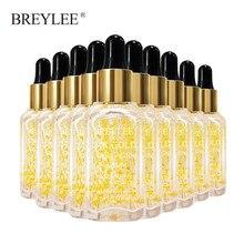 Breylee 24k Gold Serum Collagen Essence Anti-aging Anti-wrinkles Face Skin Care Lift Firming Whitening Moisturizing Liquid 10pcs