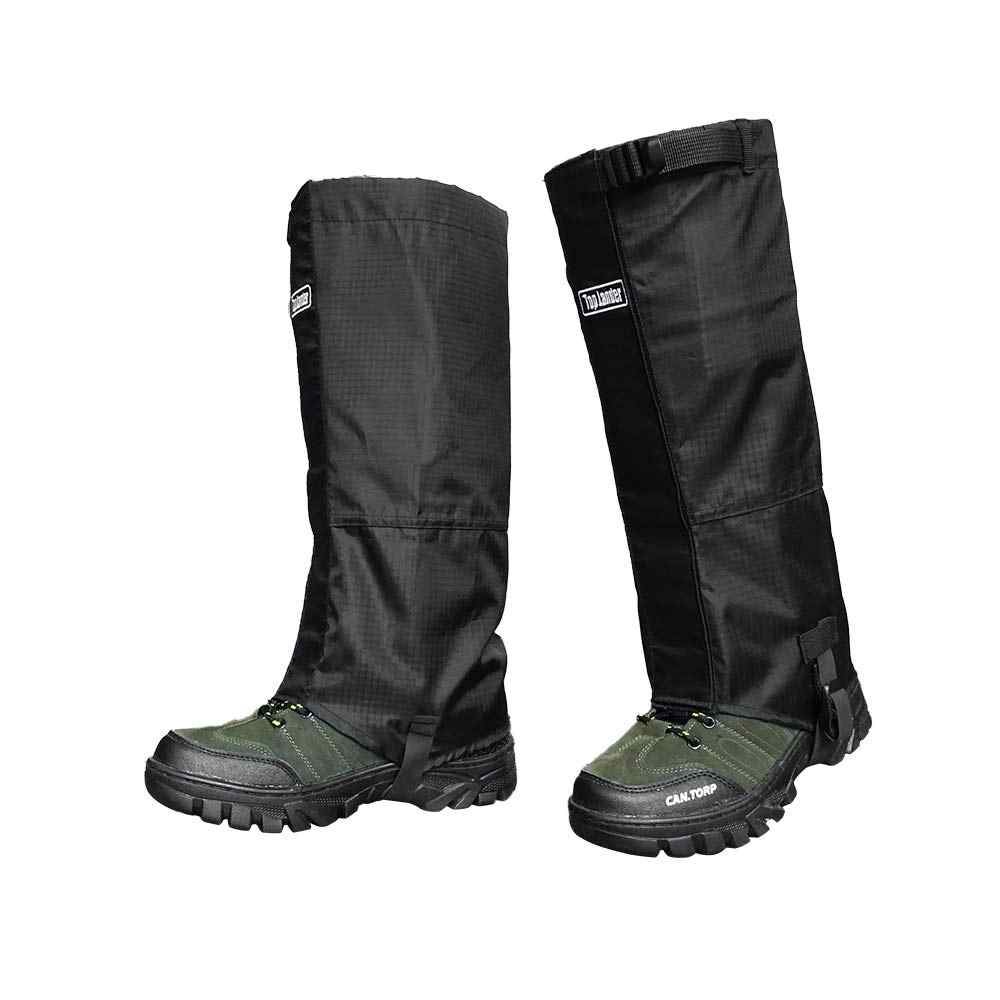 Waterproof Leg Gaiters for Hiking