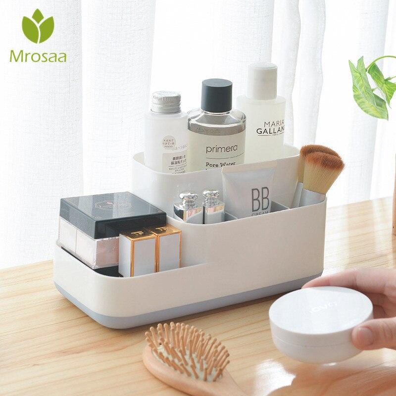 Bathroom Storage Box Cosmetic Organiser