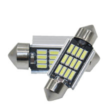 MOOREAXE Festoon 31/36/39/42mm Canbus Error Free Auto Interior Dome Lamp Trunk Door Luggage Light LED Reading Light LED Bulb(China)