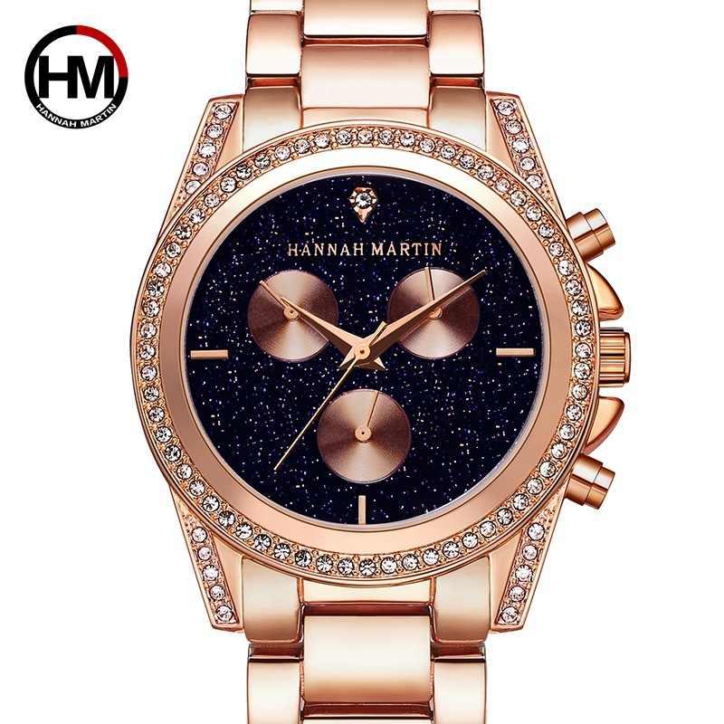Detalle Comentarios Preguntas sobre Reloj para señora mujeres negocio  calendario acero lazada Rosa oro al por mayor transfronterizo reloj como Mk  del reloj ... e11a22cc3268