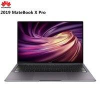 HUAWEI MateBook X Pro ноутбук 13,9 дюймов оконные рамы 10 Intel Core i5 8265U/i7 8565U 8 Гб оперативная память 512 SSD сенсорный ПК