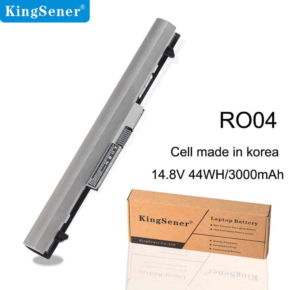 Kingsener Battery 805292-001 440 430 RO04 HP for Probook 400/440/G3/.. HSTNN-LB7A/DB7A
