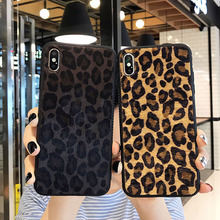 Luxury Leopard Print Pattern Case For iPhone