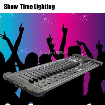 Dj dsco Stage Lighting Controller 384 channels DMX512 Console DJ equipment  Controller Professional stage lighting control