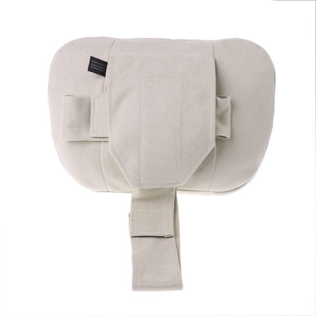 Soft Car Seat Cushion Headrest Neck Supports Pillows For Mercedes Benz Comfy