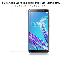 2PCS Smartphone Tempered Glass  9H Explosion-proof Protective Film Screen Protector for ASUS ZenFone Max Pro M1 ZB601KL ZB602KL