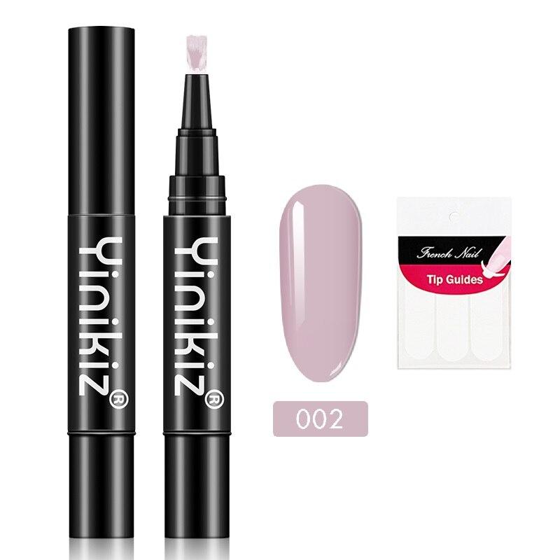Fashion Nails Tools 12colors Nail Art Polish Pen For: Aliexpress.com : Buy Yinikiz 2pcs Color UV Gel Nail Polish