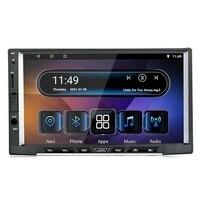 Android 8,1 для грузовиков автомобильный 7 дюймовый HD Пресс экранный проигрыватель gps навигации радио стерео плеер с sd картой восемь ядер с 2G Ddr3 +