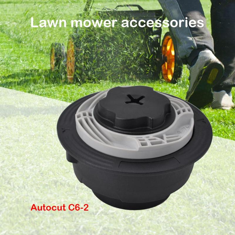 Stihl Autocut C6-2 Line Trimmer Head Replaces for Autocut C5-2 Lawn MowerStihl Autocut C6-2 Line Trimmer Head Replaces for Autocut C5-2 Lawn Mower