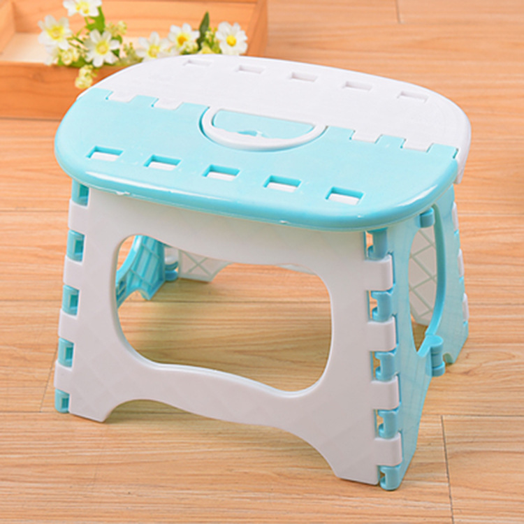 Portable folding bench  plastic Cartoon cat head chair The bathroom stool Outdoor fishing stool foldable chairsPortable folding bench  plastic Cartoon cat head chair The bathroom stool Outdoor fishing stool foldable chairs