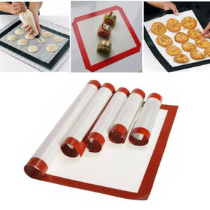 Sheet-Pad Bakeware Oven Baking-Mat Kitchen-Accessories Multi-Size Food-Grade Silicone