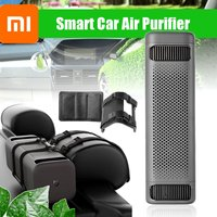 Original Xiaomi MiJia USB Version Car Air Purifier Freshener bluetooth 4.1 Remote Control for iPhone Android Smartphone