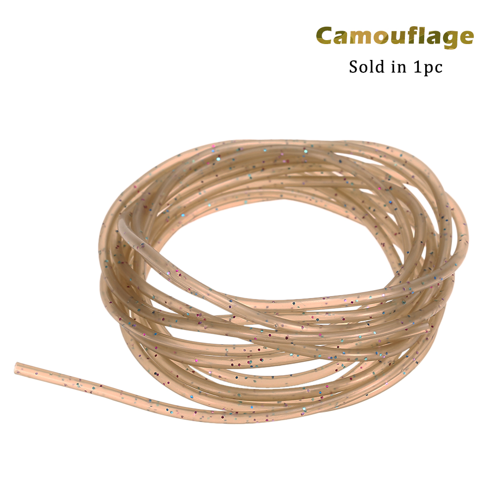 2m Carp Fishing Gear Rig Tube Fishing Silicone Rig Sleeves Soft Carp Rig Tube For Carp Fishing Tackles Accessories Tools