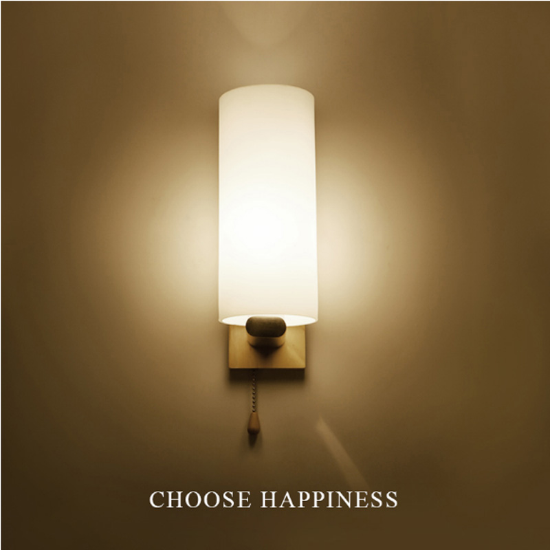 Glass Creative Modern novelty lighting Fashion Sweety Simple wall lamps Porch light Warm white light For Bedroom Living RoomGlass Creative Modern novelty lighting Fashion Sweety Simple wall lamps Porch light Warm white light For Bedroom Living Room