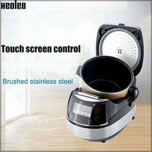 Image 3 - Xeoleoタピオカ真珠機バブル茶真珠調理鍋タピオカ炊飯器自動バブル茶鍋ミルクティー真珠調理ポット