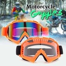 Occhiali Da moto Motocross Occhiali di protezione Antivento Off Road Casco Googles Occhiali Da Sole Dirt MTB Bike Occhiali Outdoor Moto Occhiali di Protezione