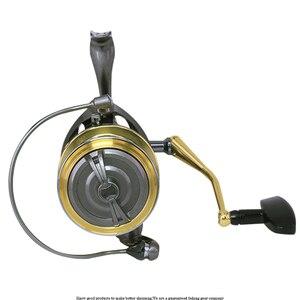 Image 2 - 2019 New product SH10000 type Spinning wheel 6+1BB Sea fishing boat fishing wheel Lightweight design Metallic big line cup reel