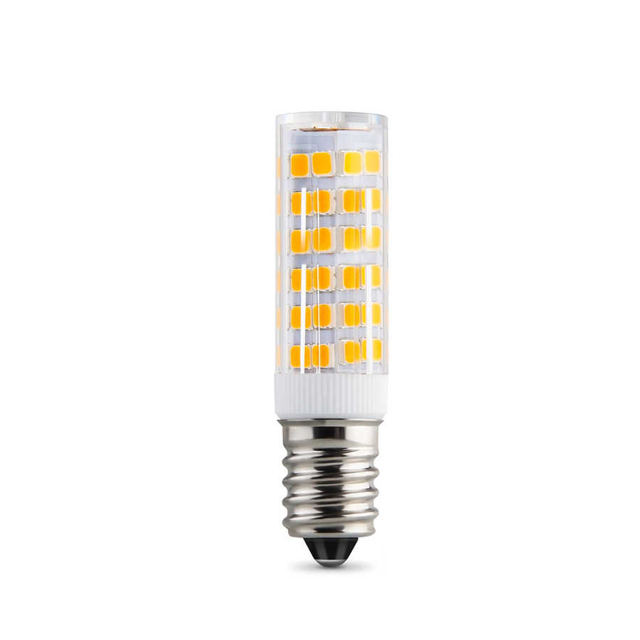 E14 LED Light Bulb 5W 7W 9W 12W 220V LED Spotlight SMD Ceramic Lamp replace Halogen for Candle Crystal Chandelier refrigerator