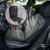 12V New summer cool cushion with the fan blowing cool cool summer ventilation cushion seat cushion car seat cooling vest