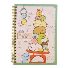 Kawaii Japan cartoon Cute Animals Coil notebook/Diary agenda/pocket book/office school supplies