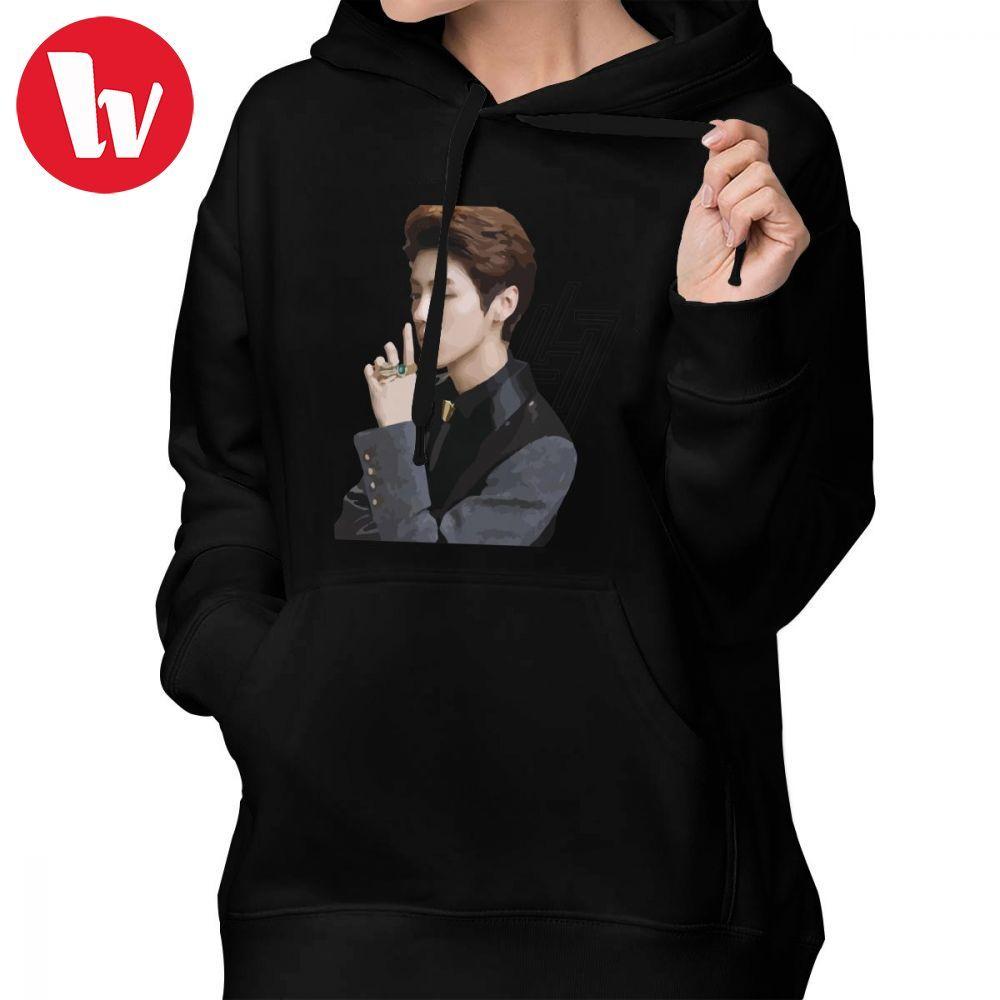 Womens Printing Long Sleeve Hoodie Sweatshirt Hooded Pullover Tops Blouse Iuhan Hooded Sweatshirt for Women and Girls