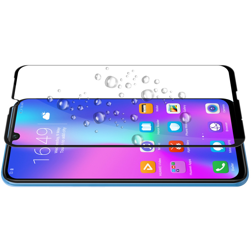 Image 5 - Full Cover Protective Glass On Honor 10 lite light Screen Protector Glass for huawei honor 10 life honer 10lite Tempered Glass-in Phone Screen Protectors from Cellphones & Telecommunications
