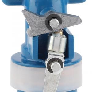 Image 5 - 1 dn25 bico de liga de zinco irrigação, pistola sprinkler, sistema de água, 360 graus, ajustável, pistola de spray, impressora de campo de pistola de chuva