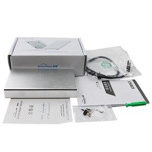 Все металлические 2,5 ''жесткий диск Caddy для толщины 15 мм SSD HDD внешние Чехлы USB 3,0 sata жесткий диск Корпус Крышка Blueendless
