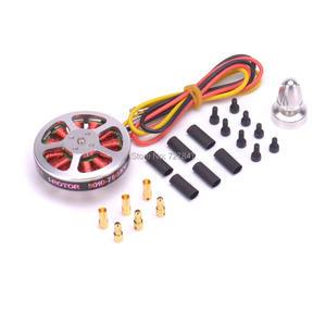 Image 2 - 4 PCS 5010 360KV / 750KV High Torque Brushless Motors For ZD850 ZD550 ZD680 MultiCopter QuadCopter