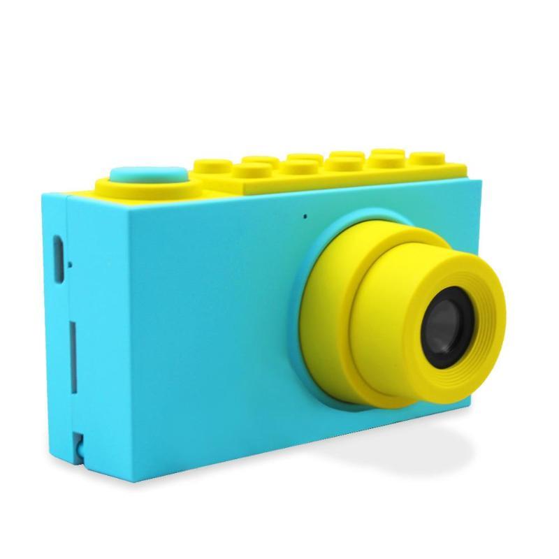 Kids Digital Camera Toys Cartoon 8MP Mini SLR TF Card Video Recorder Educational Photography Toys for