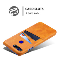 For Huawei Honor View 20 V20 Case Luxury Calf Grain PU Leather TPU Back Cover For Huawei Honor V20 Case with Card Slots Holder стоимость