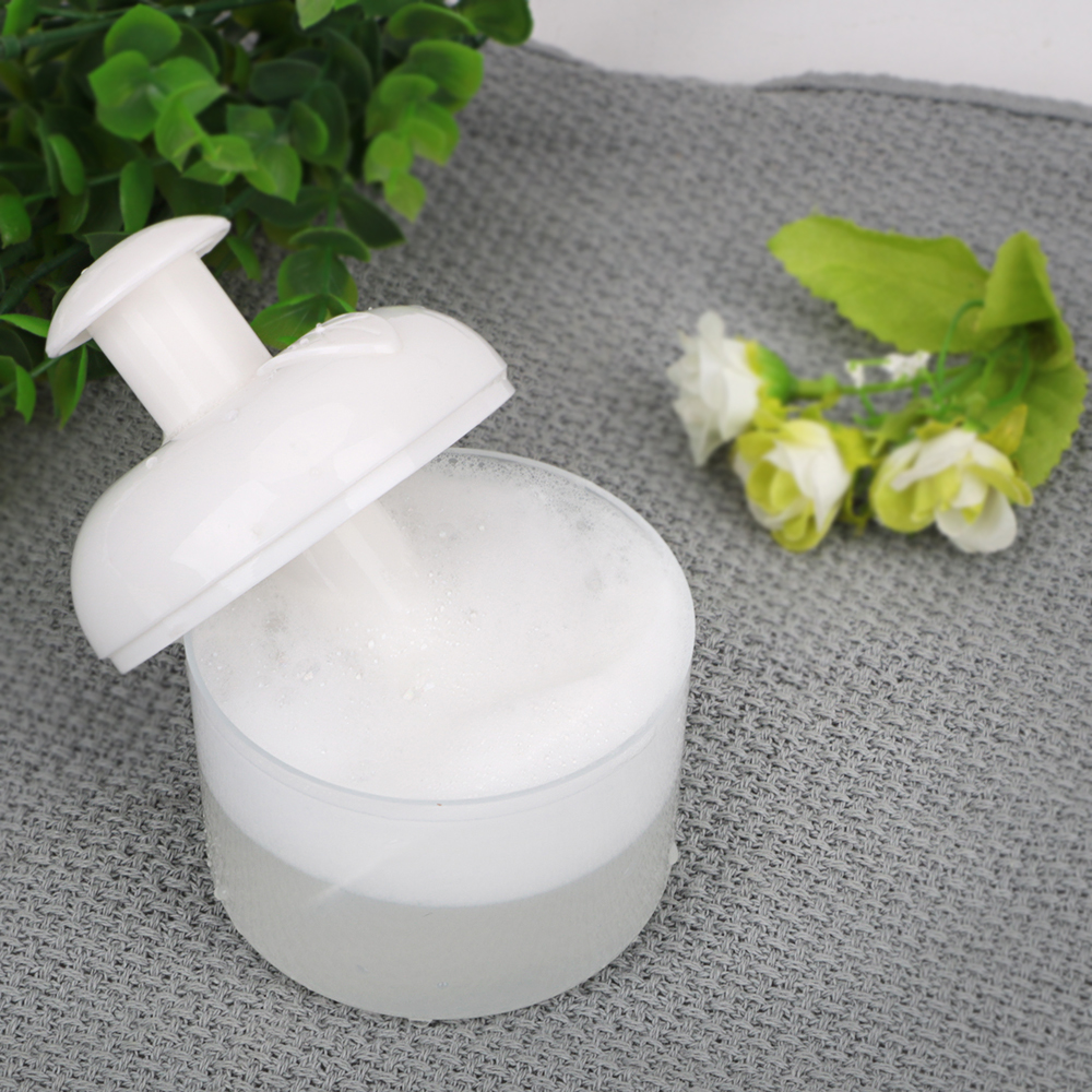 Accessories:  Portable Manual Body Wash Bubble Maker Bathroom Accessories Facial Cleanser Foam Maker Bathroom Product - Martin's & Co