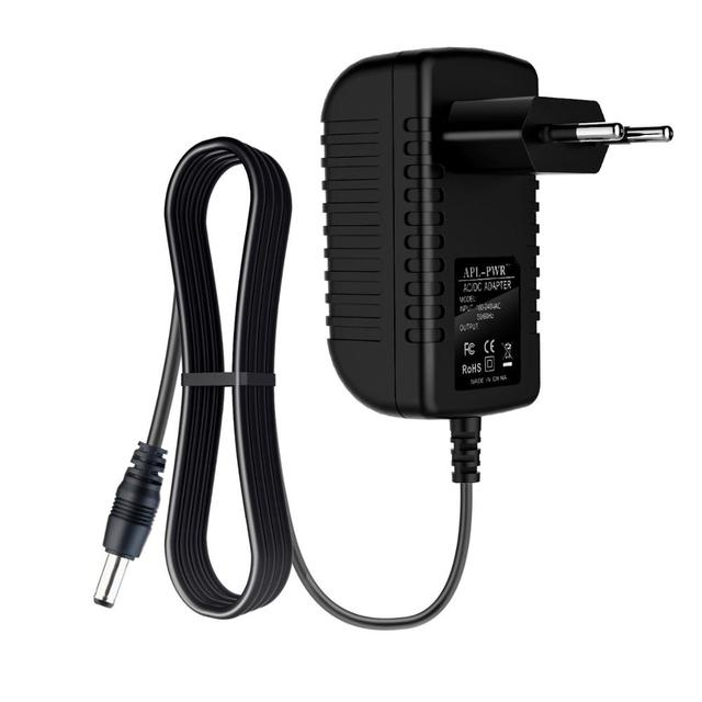 US $4 92 |Aperit Cord AC Adapter Charger for OMRON BP755 BP760 BP762 BP742  7 SERIES BLOOD PRESSURE MONITOR Power Supply-in Chargers from Consumer