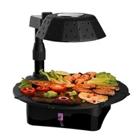 Chapa Grille Electrique Fire Pit Kebab Machine Malzemeleri Grilling Barbeque Plate Barbacoa Barbecue Churrasco Mangal Bbq Grill
